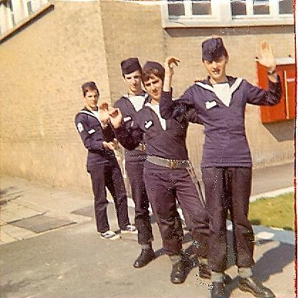 Sint-Kruis dans les années 70... - Page 4 St_kru10