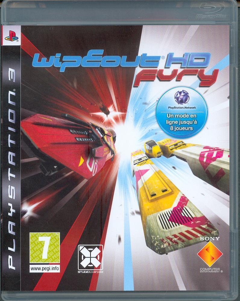 Les jeux PS3 à Korok. Wipeou10