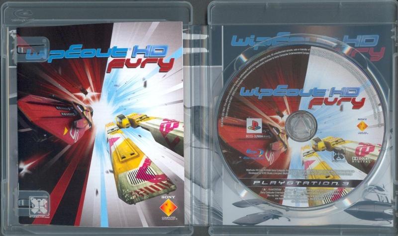 Les jeux PS3 à Korok. Wipeou12