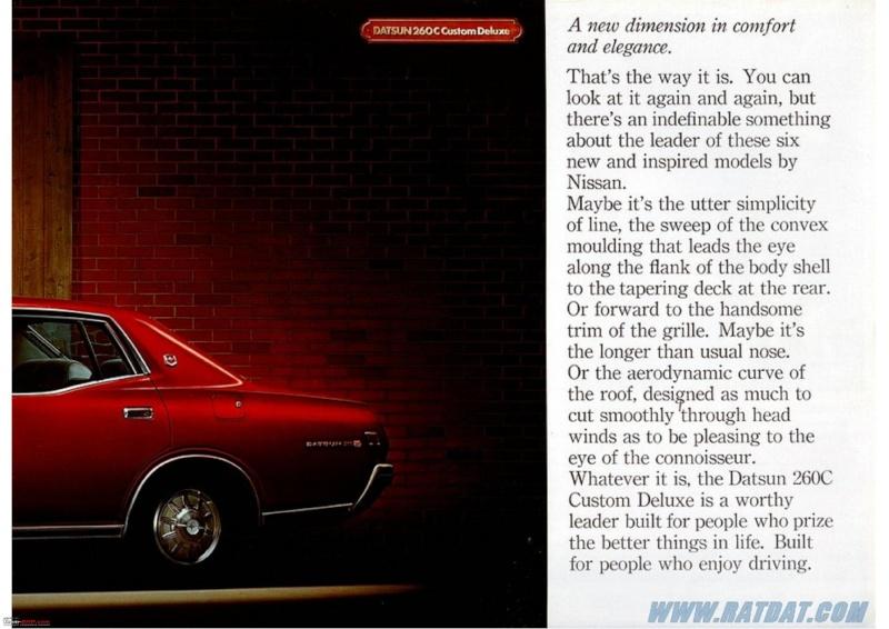 Topic Officiel DATSUN CEDRIC toutes générations! - Page 3 1976_d11