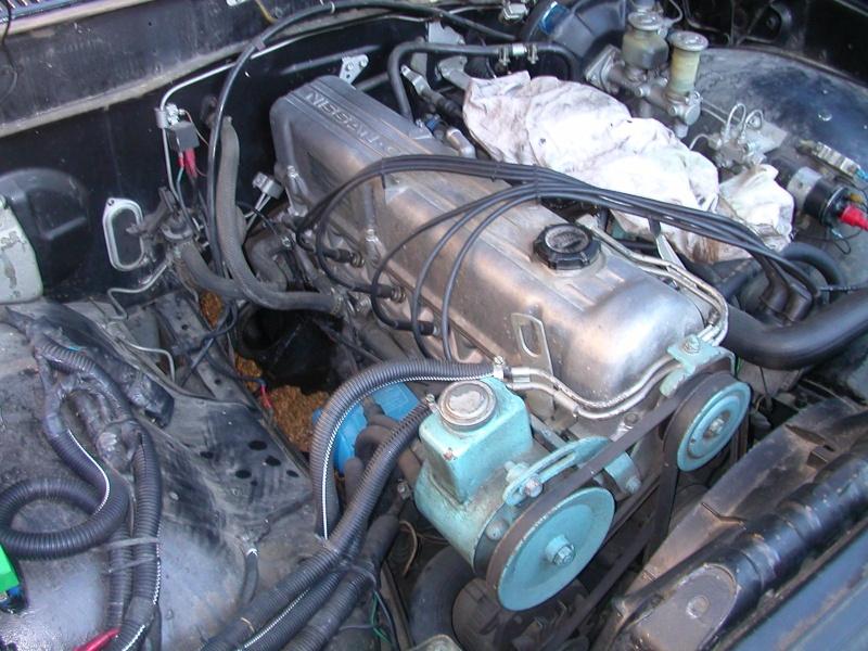 Ma Datsun 260c de 1977 Dscn5610