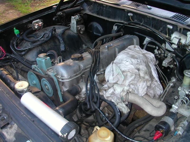 Ma Datsun 260c de 1977 Dscn5612