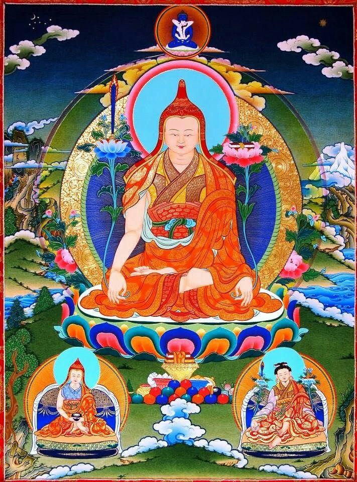 Dzogchen: Trente conseils donnés du coeur par Gyalwa Longchenpa 7fe8af10