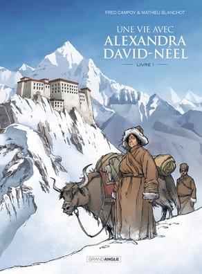 Alexandra David-Néel, l'intrépide aventurière 97828110
