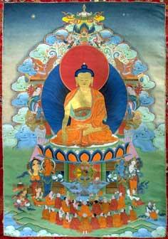 Jour de ROUE important dans le calendrier Bouddhiste - Page 6 Bouddh10