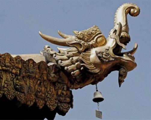 La symbolique des animaux dans le Bouddhisme . Makara10