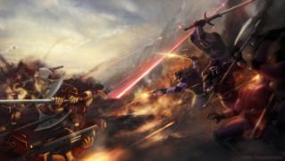 Uma nova ameaça - Griselda Battle11