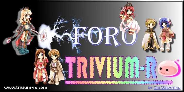 Trivium-RO Foro