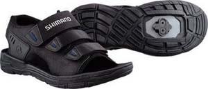 Chaussures et pédales Sandal10