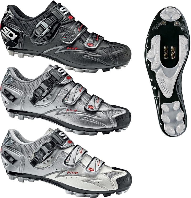 Chaussures et pédales Sidi-f10