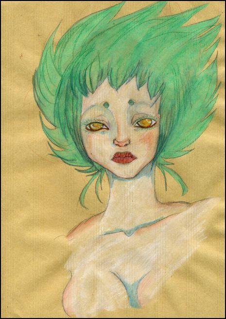 [Sujet général] Vos dessins, peintures, pages d'artistes... - Page 5 Doll10