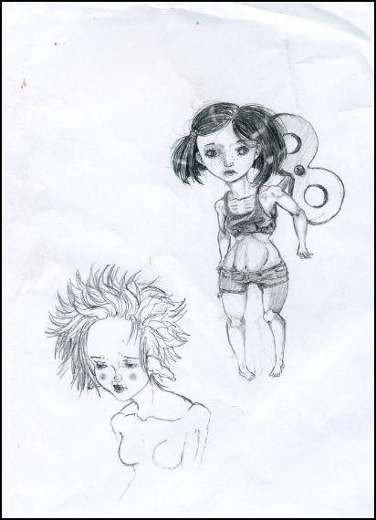 [Sujet général] Vos dessins, peintures, pages d'artistes... - Page 5 Dollys10