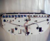 Remplacement des ampoules du bloc instruments par des LED haute luminosité sur un vito 1 Photo310