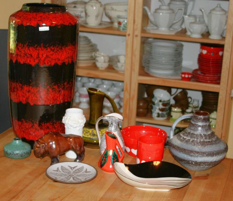 June 2010  Fleamarket & Charity Shop finds Trodel14