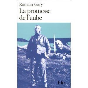 LA PROMESSE DE L'AUBE  de Romain Gary La_pro12