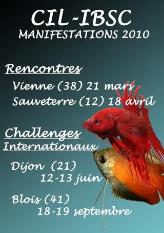 Saison 2010. Affich15