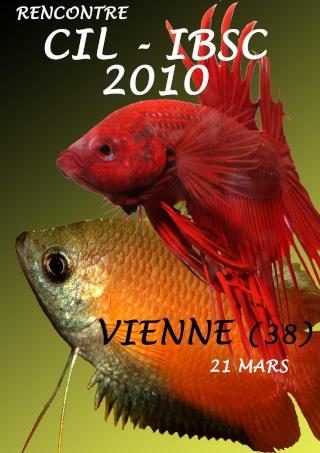 Rencontre à Vienne ( 38 ) . Affich16