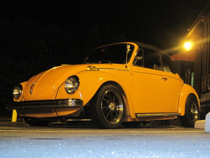 The car that started it all for me  my 73 superbeetle vert AKA ORANGEPEEL 2_bmp10