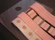 Rangement pour les rubans : ma solution pas chère Ribbon10