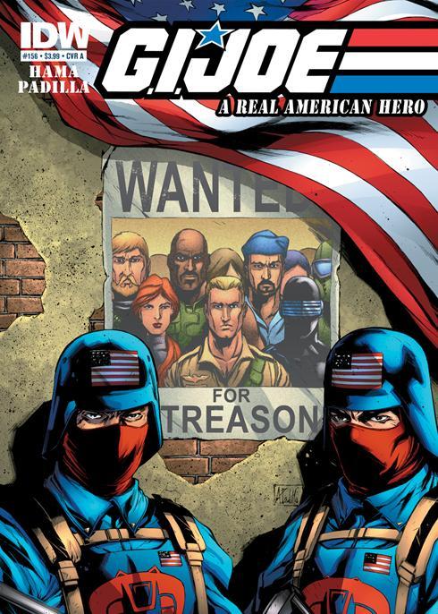 Larry Hama relance la continuité en comics Gijoe-11