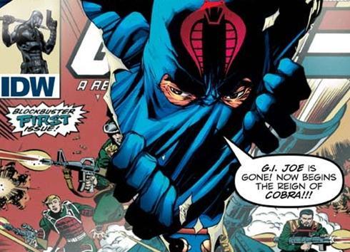 Larry Hama relance la continuité en comics Gijoe-12