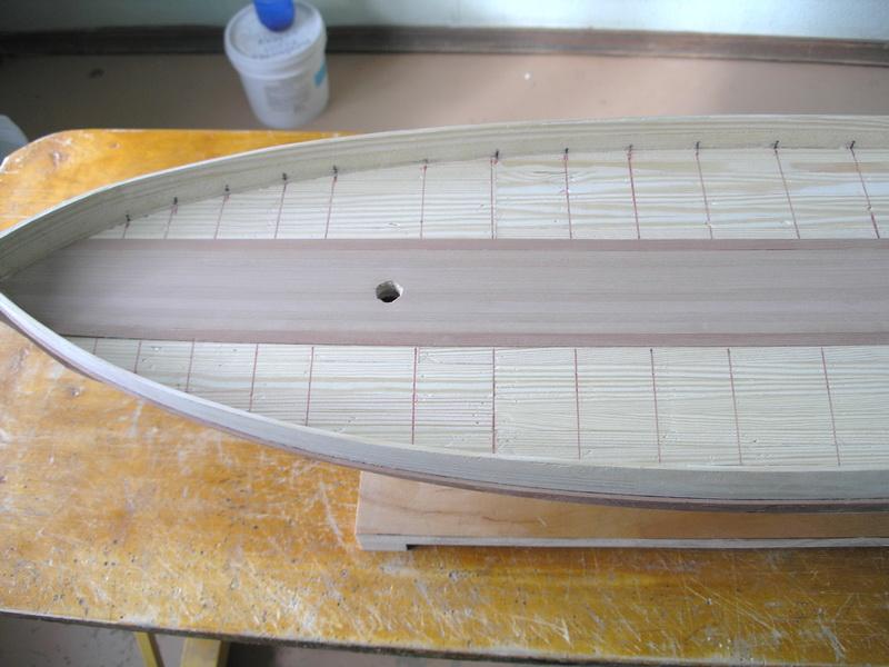 Yacht Imperiale Queen Victoria - Tecnica Costruttiva dello Scafo - Pagina 2 Img_0011
