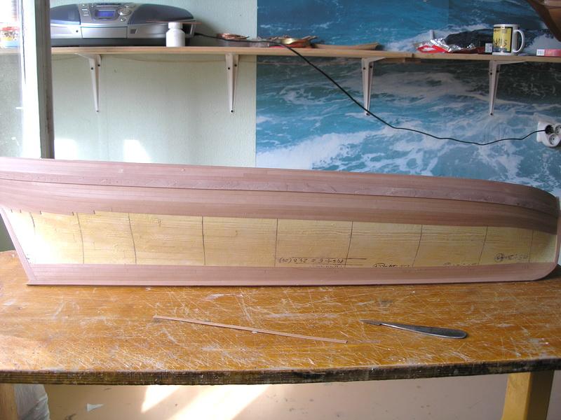 Yacht Imperiale Queen Victoria - Tecnica Costruttiva dello Scafo - Pagina 3 Img_0132