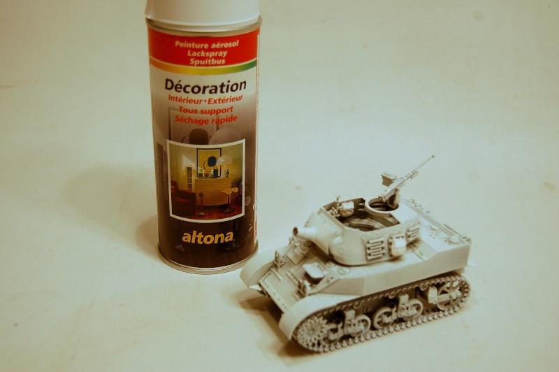 peinture - M-8 Gun motor carriage - Char terminé Dsc_0046