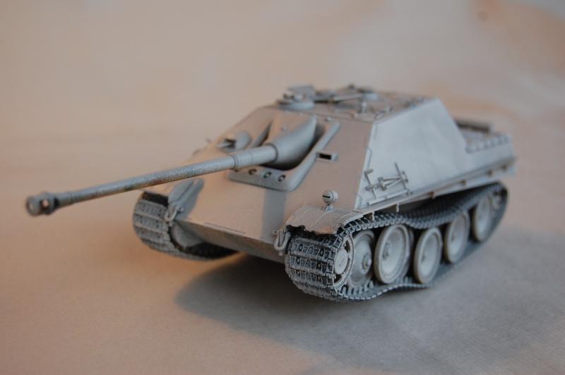 jagdpanther - DIO Jagdpanther late - T-34/85 - DE RETOUR !! micropeinture et patine Dsc_0446