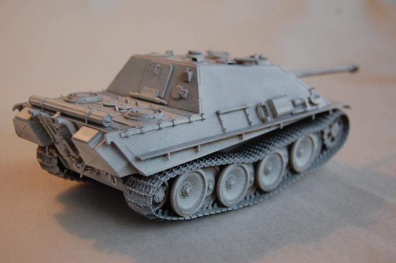 jagdpanther - DIO Jagdpanther late - T-34/85 - DE RETOUR !! micropeinture et patine Dsc_0447