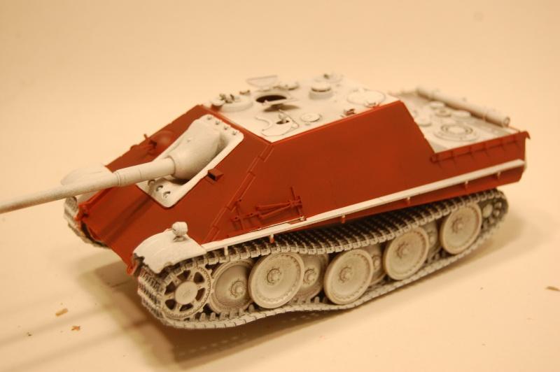 jagdpanther - DIO Jagdpanther late - T-34/85 - DE RETOUR !! micropeinture et patine Dsc_0546