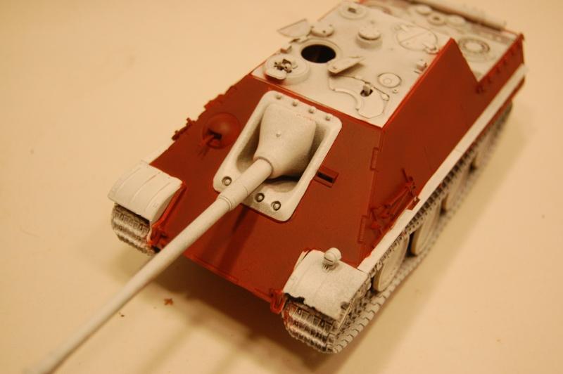 jagdpanther - DIO Jagdpanther late - T-34/85 - DE RETOUR !! micropeinture et patine Dsc_0548