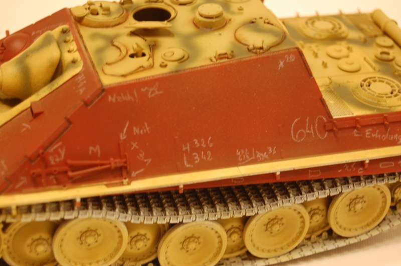 jagdpanther - DIO Jagdpanther late - T-34/85 - DE RETOUR !! micropeinture et patine - Page 2 Dsc_0553