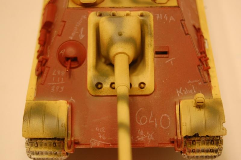 jagdpanther - DIO Jagdpanther late - T-34/85 - DE RETOUR !! micropeinture et patine - Page 2 Dsc_0554