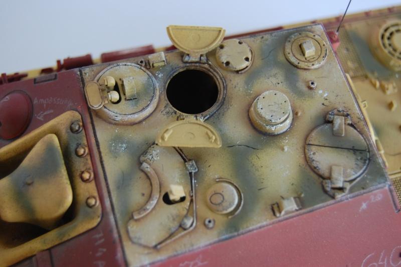 jagdpanther - DIO Jagdpanther late - T-34/85 - DE RETOUR !! micropeinture et patine - Page 2 Dsc_0612