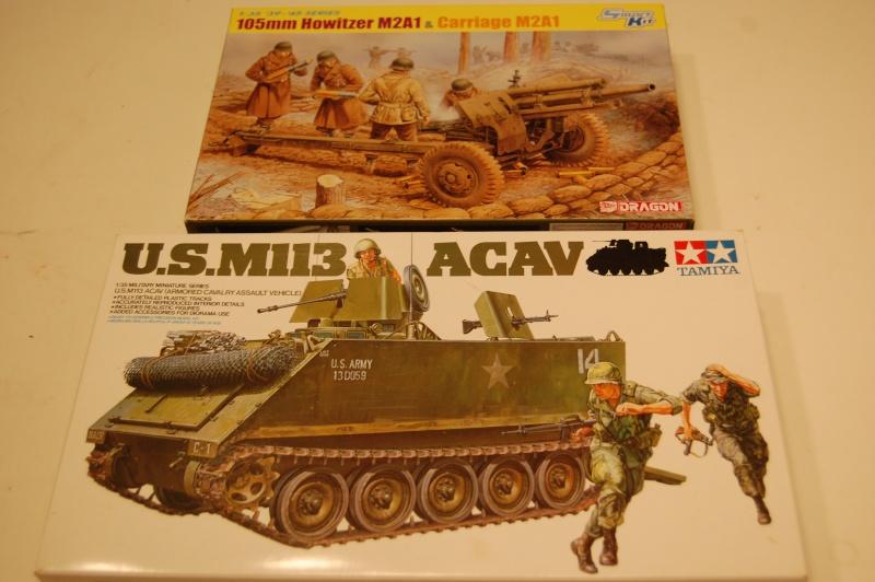 peinture - M-113 Acav+105mm - Vietnam - peinture du 105 mm Dragon - Page 10 Dsc_0625