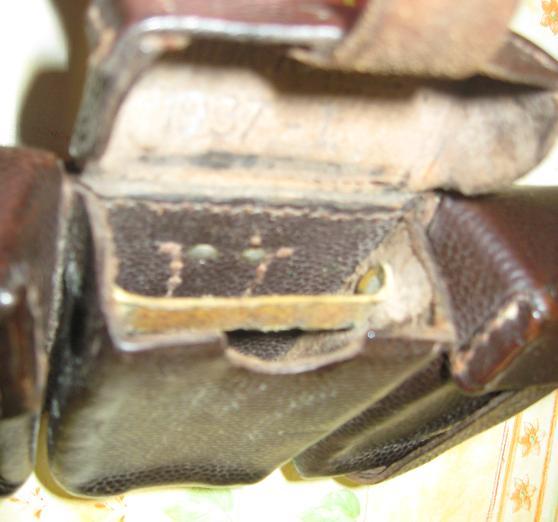 Cartouchières pour Mauser 98k Cart0410
