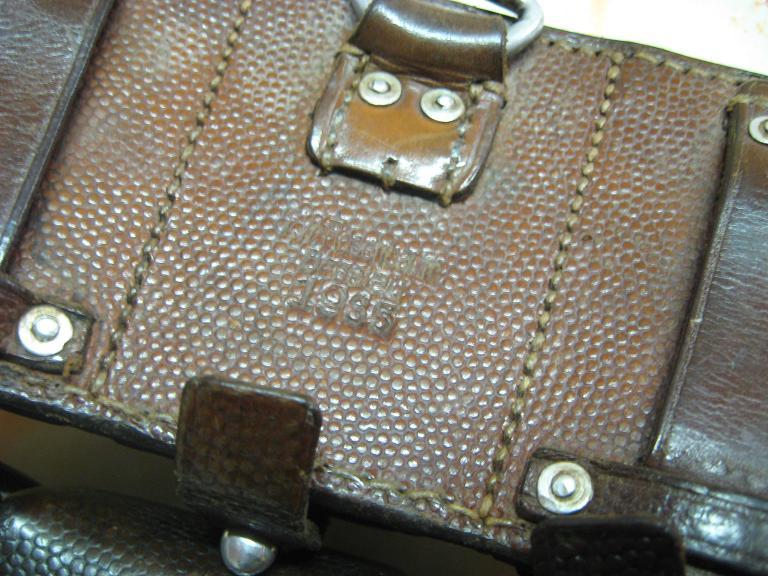 Cartouchières pour Mauser 98k Cart0510