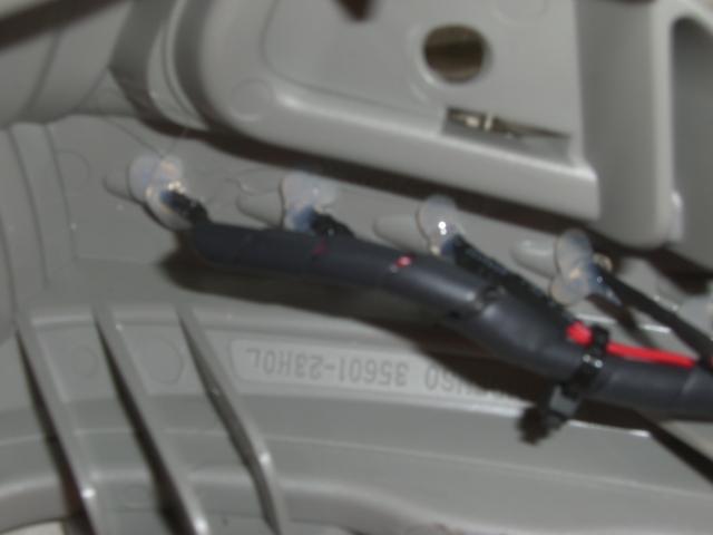 BKING avec LEDS Blanches dans les clignotants et feux à LED! Cimg7815