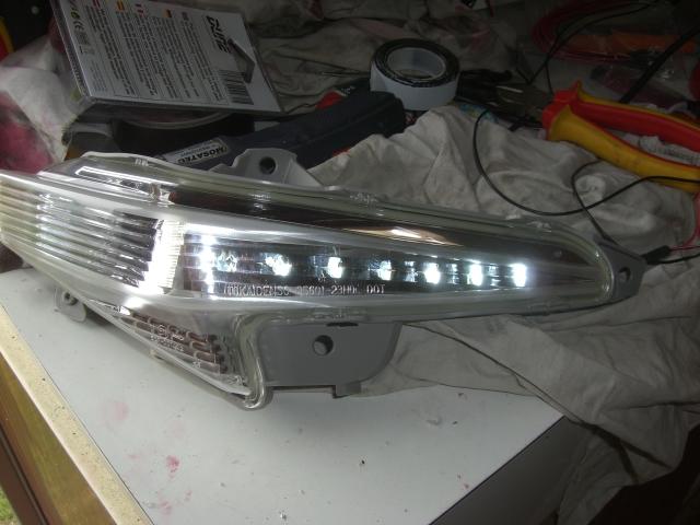BKING avec LEDS Blanches dans les clignotants et feux à LED! Cimg7816