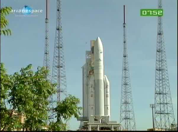Ariane 5 ECA V198 / Hylas 1 + Intelsat 17 (26/11/2010) Vlcsna13