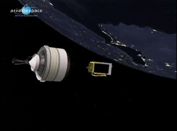 Ariane 5 ECA V198 / Hylas 1 + Intelsat 17 (26/11/2010) - Page 2 Vlcsna18