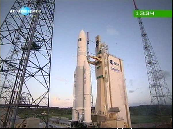 Ariane 5 V199 (Hispasat-1E + Koreasat 6) - 28.12.2010 Vlcsna23