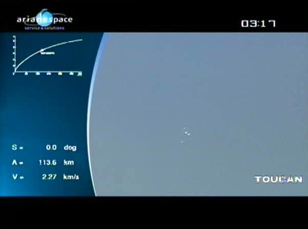 Ariane 5 V199 (Hispasat-1E + Koreasat 6) - 28.12.2010 - Page 3 Vlcsna28