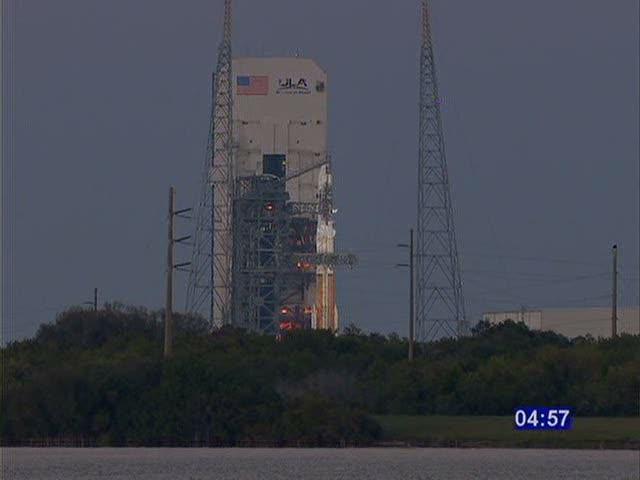 Delta IV  NROL-27 lancement le 11 mars 2011 Vlcsna44