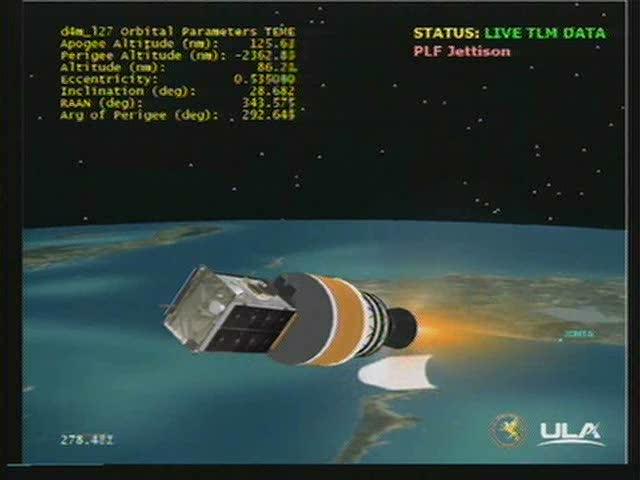 Delta IV  NROL-27 lancement le 11 mars 2011 Vlcsna45