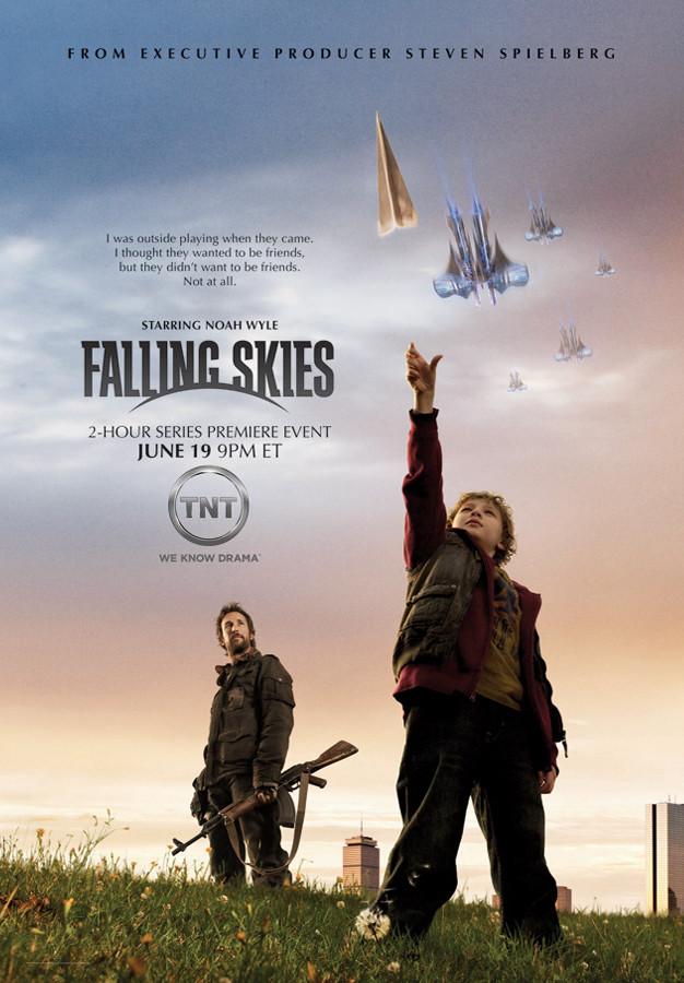 Falling Skies - Steven Spielberg Fallin10