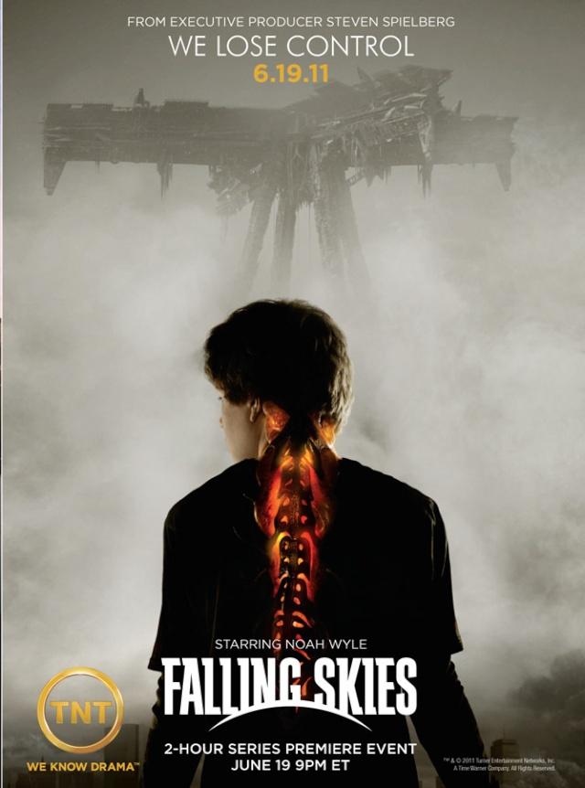 Falling Skies - Steven Spielberg Fallin11