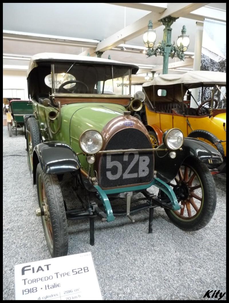 Ma visite à la Cité de l'auto de Mulhouse - Page 6 P1020926