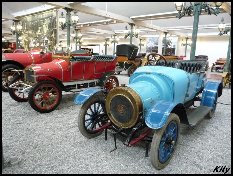 Ma visite à la Cité de l'auto de Mulhouse - Page 6 P1020927
